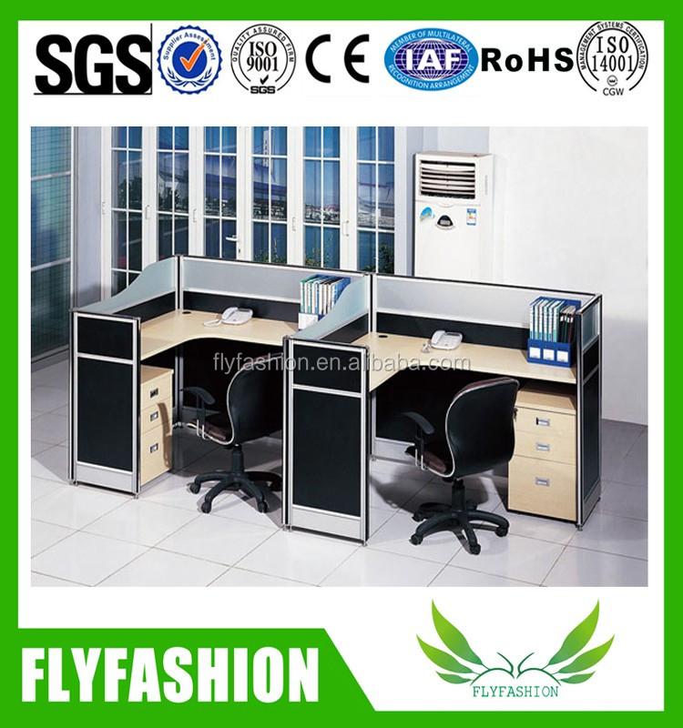 factory price office furniture set melamine modern office