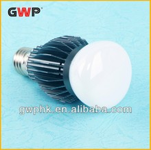 good heat sink 12W LED bulb light with CE&RoHs