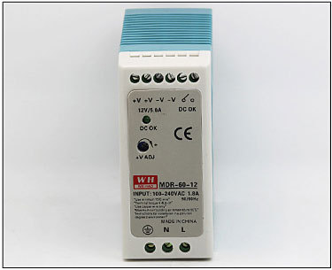 Nestest Factory 60W single output DIN Rail power 60w psu