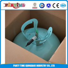 13.4L Disposable helium gas tank for sale