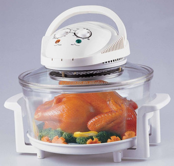 12L halogen convection oven / flavor wave turbo oven