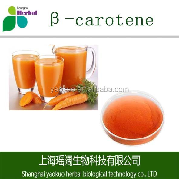 organic healthy beta-Carotene 100% no addictive
