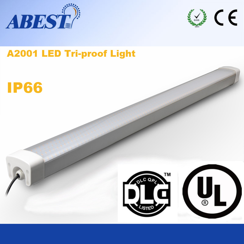 120 degree beam angel 40W UL&DLC approved SMD Tri-proof led Light