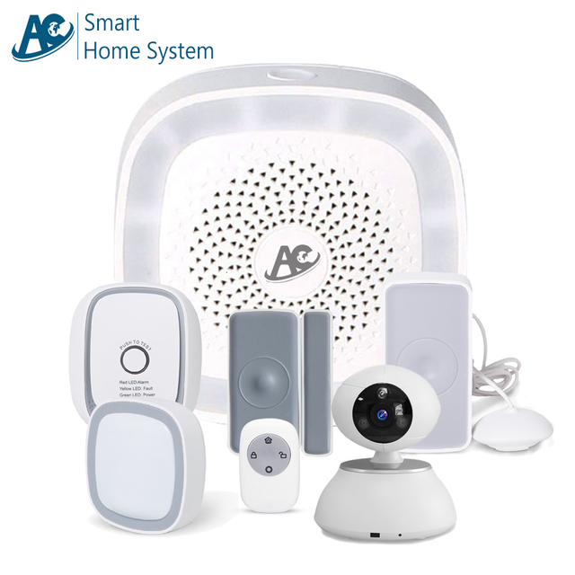 home control remote domotics smart home automation zigbee z-wave sensors