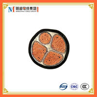 copper conductor PVC insulated and sheathing VV electrical power cable electric wire 1.5mm
