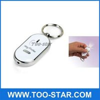 Keyfinder with LED Light ,Whistle Key Finder & Flashlight