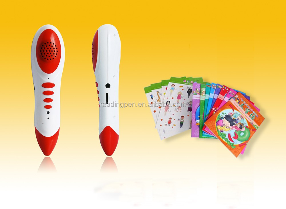 Wholesale Educational Toys OID Talking Pen Wifi Reading Pen for Kids