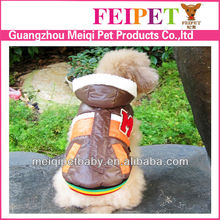 Pet dogs winter coat pet clothing for big dogs