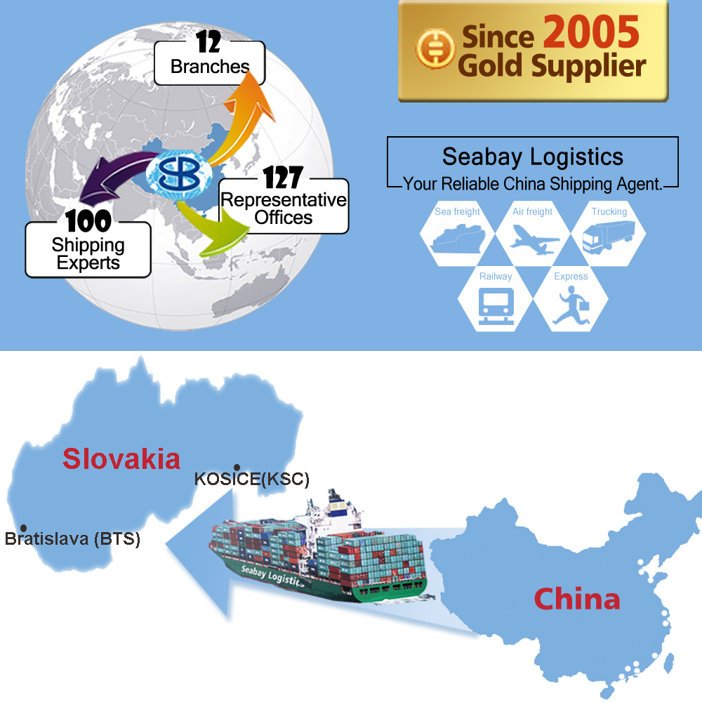International sea freight ocean shipping container service from china to solvenia koper