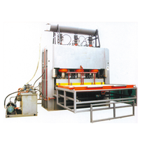 4*8feet 1200 Tons Short Cycle Melamine Laminating Hydraulic Hot Press Machine
