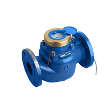 Big size common style good quality and cheap woltman 50mm water meter