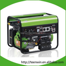5KW portable biogas/LPG dual use generator for sale
