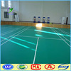 pvc badminton sports flooring,low price pvc indoor sports flooring vinyl gym flooring 2018