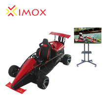 Amazing electric driving simulator vr racing seat racing go karts for sale