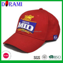 BSCI factory custom high quality baseball cap and hat,sports cap