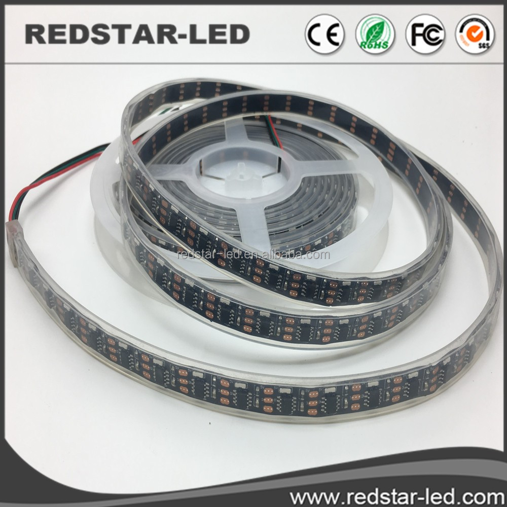 tm1809 led digital strip by WS2812B/2811/TM1812/LPD6803/LPD8806/apa102/104
