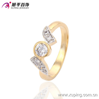 13582-xuping new fashion whithe stone ring for women ring designs online