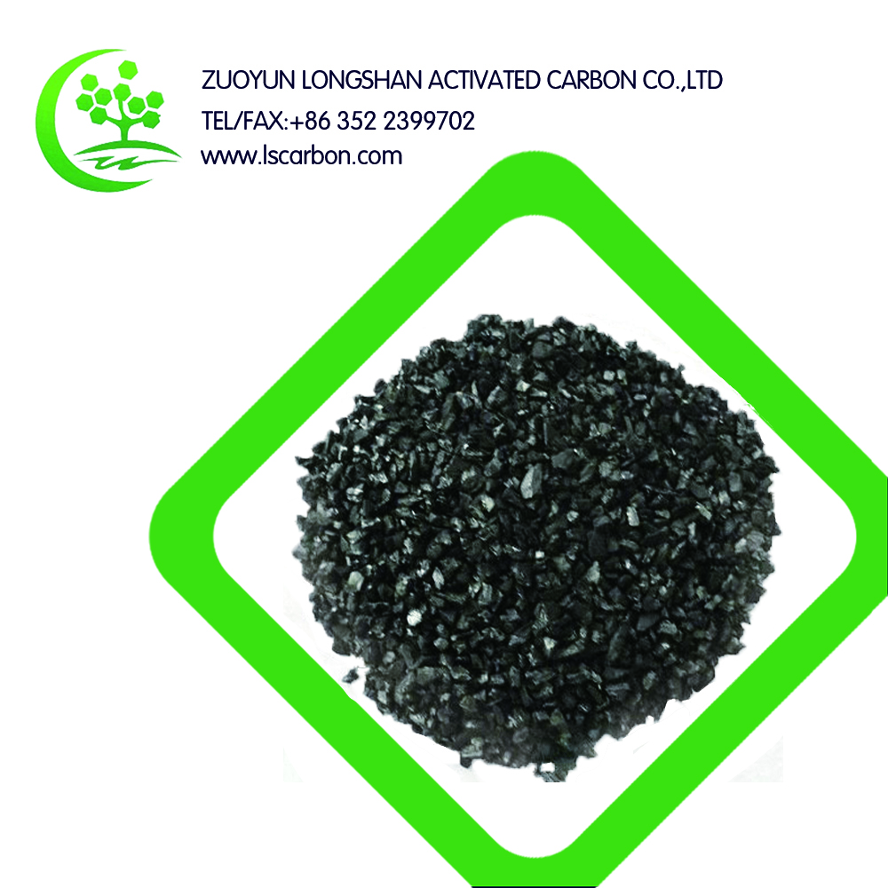 NSF61/ISO9001 Bituminous Coal based regular Agglomerated Granular Activated Carbon