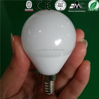 AC DC 3W 5W led bulb lights e14