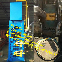 hydraulic compression press for sale/hydraulic compactor for oil drum oil tank oil bucket