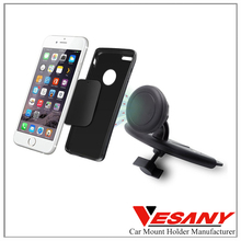 vesany universal car air vent cd slot mount stand holder universal 360 degree car holder mobile phone