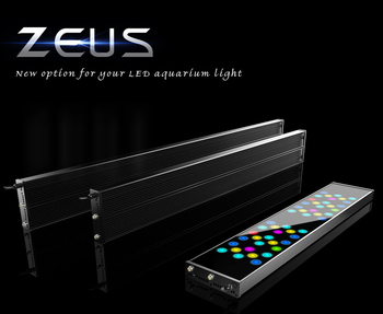 Ledzeal Zeus Z300 5ft LED aquarium lights for reef tanks