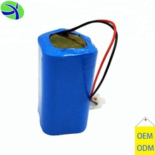 Grade A 18650 4S Li-ion Battery Pack, 1200mAh 3000mAh 14.8V 18650 Lithium Battery Pack, Custom 18650 Battery Pack for Tablet Pc