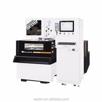 Best high quality CNC wire cut EDM machinery