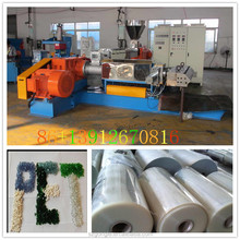 PET sheet extrusion making line extruder