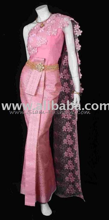 Thai Traditional Dresses SD-032