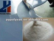 Redispersible copolymer powder(VAC/E) for self-levelling mortars