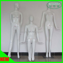 Fiberglass Sexy Female Full Body Mannequin for Clothes Store