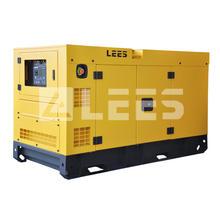 50Hz 12kw diesel genset silent ISO9001 approved minimum order quantity 1 set