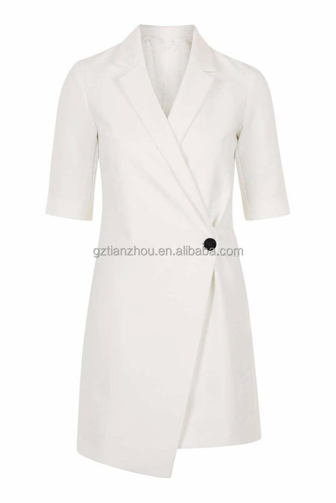 OEM Manufacturer Formal New Women Blazer Dress