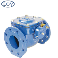 Chinese Supplier Flanged Cast Iron Swing Check Valve PN16