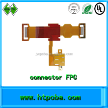 FPC connector,flex printed circuit board,flexible pcb board
