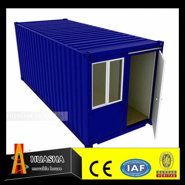 20ft flat pack modular used shipping container with restaurant for sale
