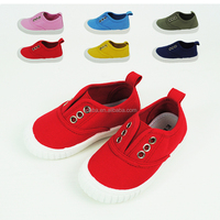 wholesale flat heel casual shoes for kids with competitive price