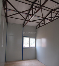 prefabricated building construction easy assembly prefab house