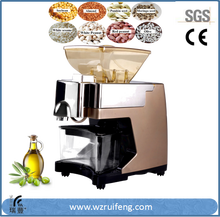Complete automatic wholesale mini oil making machine price cold oil press machine