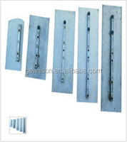 Power trowel Blades for Power Trowel machines with finishing blades,combination blades, plastic blades