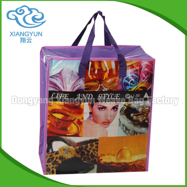 Various cheap polypropylene shopping bag wholesale and pp woven shopping bags