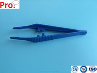 Disposable Medical Plastic Tweezer with CE/ISO 13485
