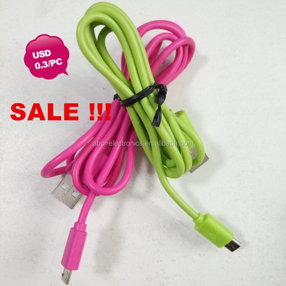 Micro USB Cable Mobile Phone Fast Charge Cables for Huawei Retractable Data Sync Wire for Xiaomi Android