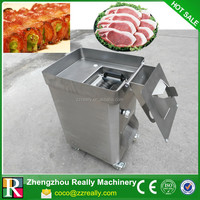 Cooked Meat Cutting Machine/Beef Meat Cutting Machine/Meat Processing Equipment