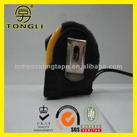 cheap 3m,5m,7.5m 0.1mm thicKness,rubber covered electric tape measure