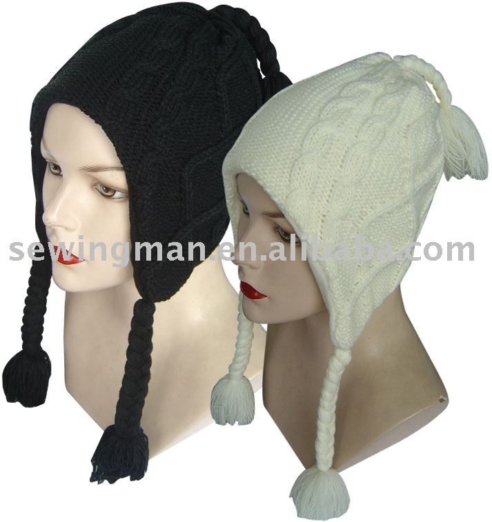 Outdoor research ski hat snow hat warm hat with ear