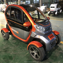 Sinotech Citway China manufacturer wholesale new version 2 seats foot brake air conditioning L6e electric car company