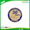 Winho Corporate Identity Logo Lapel Pins