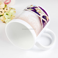 Hot sale new design for Halloween sublimation mug ceramic cup11oz